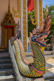Koh Samui - Thailand - temple Royalty Free Stock Photography