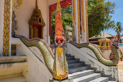 Koh Samui - Thailand - temple Stock Photos
