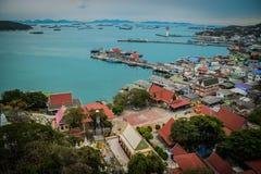 Koh Si Chang, Ταϊλάνδη Στοκ Φωτογραφία