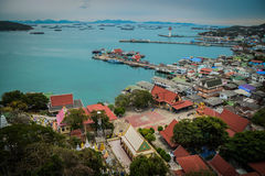 Koh Si Chang, Thaïlande photographie stock
