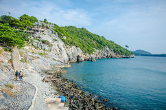 Koh Si-chang Thailand Royalty Free Stock Photography
