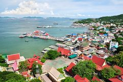 Koh sichang , thailand. Stock Photography