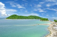 Koh sichang , thailand. Stock Photo