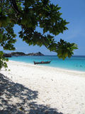 Koh Similan. Beach on Koh Similan, Similan Islands, Thailand Royalty Free Stock Photos
