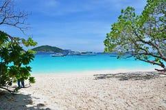 Koh Similan Island Royalty Free Stock Photo
