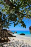 Koh 4,Similan Islands National Park,Phang Nga Province,southern Thailand Royalty Free Stock Image