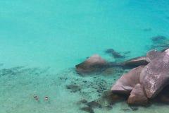 Koh Similan, isola di Similan Immagine Stock Libera da Diritti
