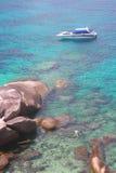 Koh Similan, Similan-Insel Lizenzfreies Stockfoto