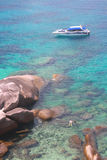 Koh Similan, Similan Island Royalty Free Stock Photo