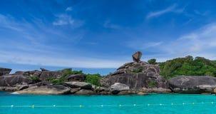 KOH SIMILAN, THAILAND stockfoto