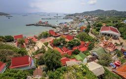 Koh Sri Chang, Ταϊλάνδη στοκ εικόνες