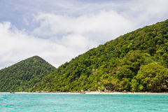Koh Surin National Park Royalty Free Stock Image