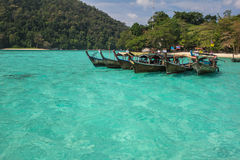 Koh surin, thailand Stock Photography