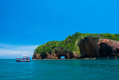 Koh talu island, Prachuap Khiri Khan Royalty Free Stock Images