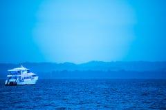 Koh Talu Island Resort Thailand arkivbild