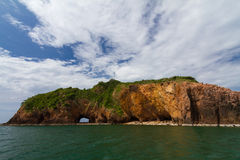 Koh Talu is a private island in the Gulf of Thailand Stock Photography