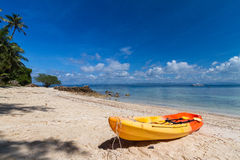Koh Talu is a private island in the Gulf of Thailand Royalty Free Stock Photos