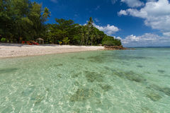 Koh Talu is a private island in the Gulf of Thailand Royalty Free Stock Photography