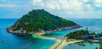 Koh Tao Hill Stock Images