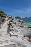 Koh Tao-Insel, Königreich Thailand Lizenzfreie Stockbilder