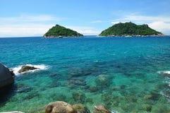 Koh Tao-Insel, Thailand Stockbild