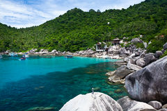 Koh Tao island. Southern of Thailand Royalty Free Stock Photos