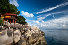 Koh Tao island. Southern of Thailand Stock Images
