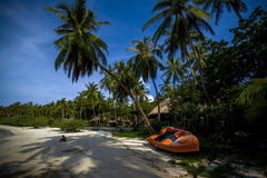 KOH TAO Island Fotografering för Bildbyråer