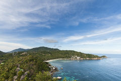Koh Tao island, Kingdom of Thailand Royalty Free Stock Photo
