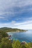 Koh Tao island, Kingdom of Thailand Royalty Free Stock Photography