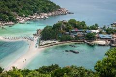 Koh Tao island, Thailand Stock Photography