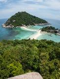 Koh Tao island, Thailand Stock Image