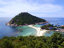 Koh Tao panorama Royalty Free Stock Images
