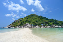 Koh tao. A paradise island in Thailand Stock Image