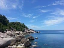 Koh Tao, Tailândia Fotos de Stock Royalty Free
