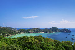 KOH Tao Thaïlande images stock