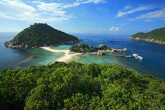 Koh tao, thailand Stock Photography