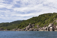 Koh Tao in Thailand Stock Photos