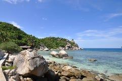 KOH Tao Thailand Lizenzfreie Stockbilder