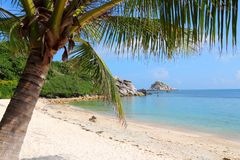 Koh Tao. Thailand, Southeast Asia - Koh Tao island in Surat Thani province Stock Images