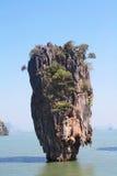 Koh Tapu, Tapu island, Phang Nga Thailand Royalty Free Stock Images