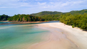 Koh Tarutao island beach Royalty Free Stock Images