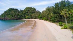 Koh Tarutao island beach Royalty Free Stock Photography