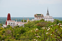 The Koh wung Palace Stock Photography
