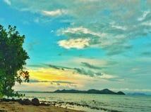Koh yai yao Στοκ φωτογραφία με δικαίωμα ελεύθερης χρήσης