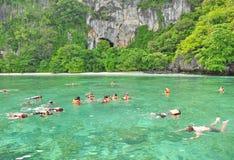 Koh Yung or Yung Island Stock Image