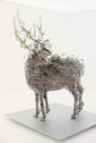 Kohei Nawa`s sculpture royalty free stock image