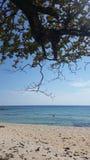 Kohkood ö på Trad, Thailand Royaltyfri Fotografi