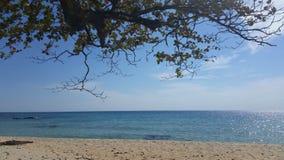 Kohkood ö på Trad, Thailand Royaltyfria Bilder