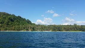 Kohkood island at Trad ,thailand Stock Image